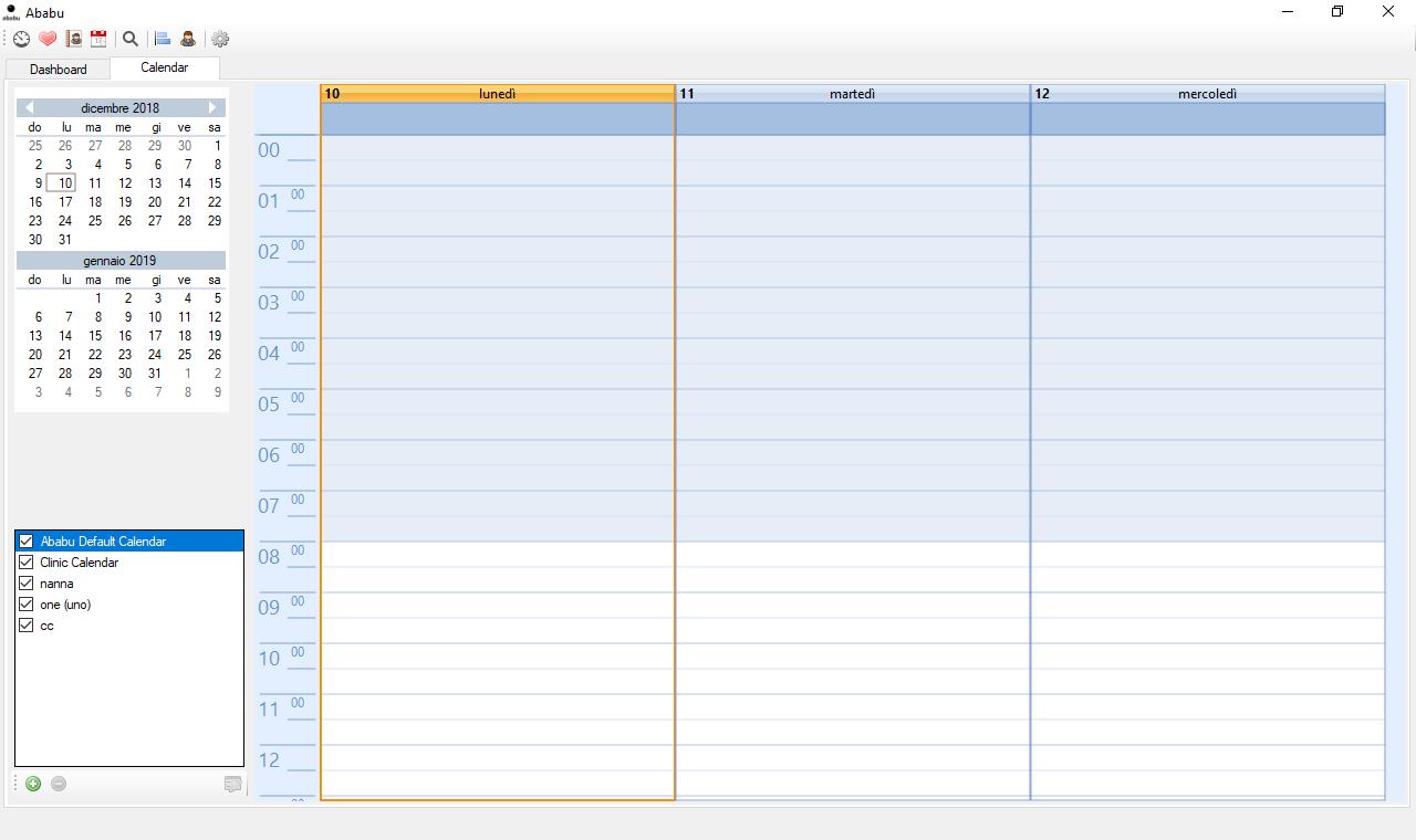 Ababu Calendar